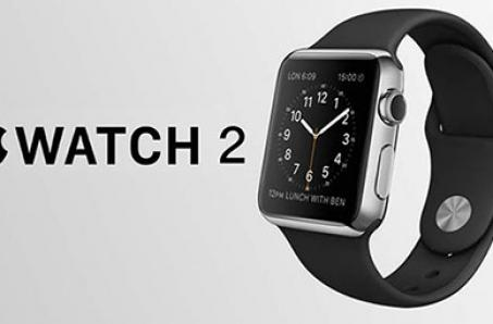 Новинки 2016: Apple Watch 2