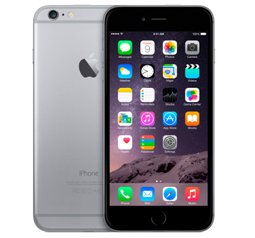 iPhone 6+ 16Gb space grey