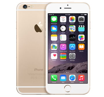 IPhone 6S+ 32Gb gold