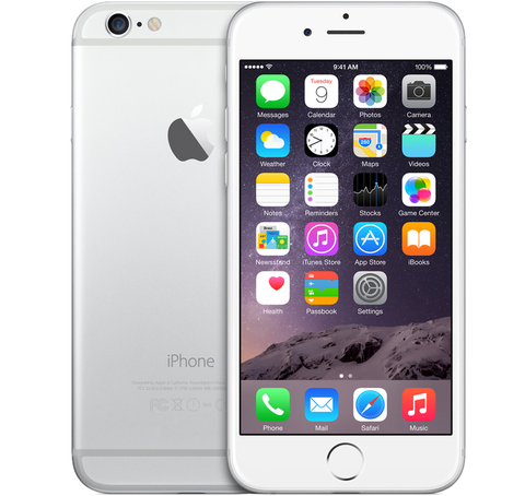 IPhone 6S+ 32Gb silver