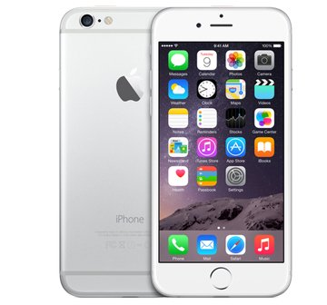 IPhone 6S+ 64Gb silver