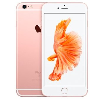 IPhone 6S+ 128Gb rose gold