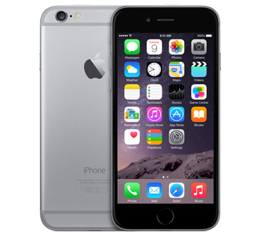 IPhone 6S+ 16Gb space gray