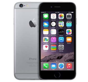IPhone 6S+ 64Gb space gray