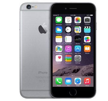 IPhone 6S+ 128Gb space gray