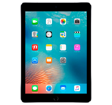 Apple iPad Pro 9.7 Wi-Fi + Cellular 128GB gray