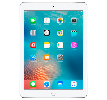 Apple iPad Pro 9.7 Wi-Fi + Cellular 32GB silver
