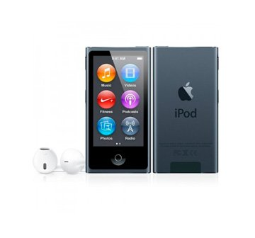 Apple iPod nano 7g 16GB black
