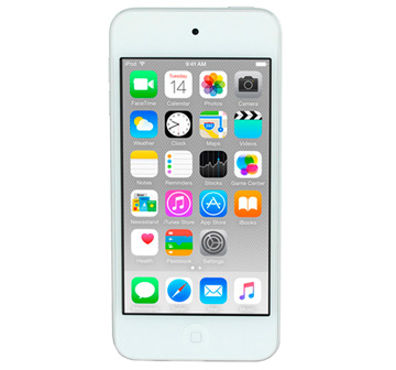 Apple iPod Touch 6 32GB Серебристый