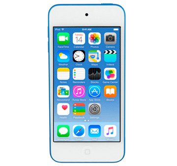 Apple iPod Touch 6 64GB Синий