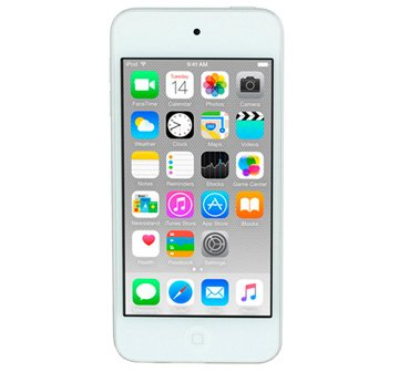 Apple iPod Touch 6 64GB Серебристый