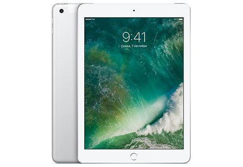Apple iPad New 32Gb Wi-Fi + 4G Silver