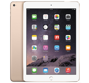 Apple iPad New 128Gb Wi-Fi + 4G Gold
