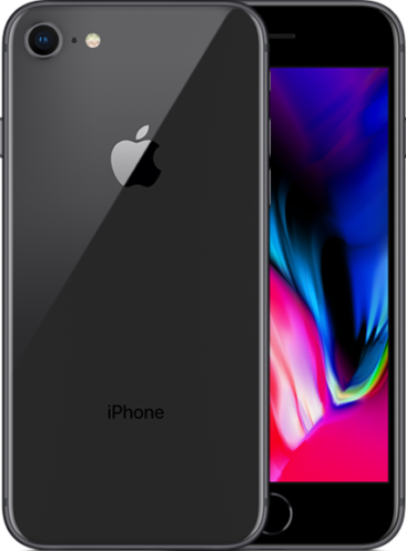 iPhone 8 256 gb -gray