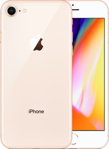 iPhone 8 256 gb - gold