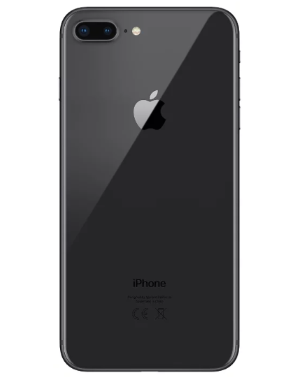 iPhone 8+ 256 gb - gray