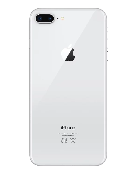 iPhone 8+ 256 gb - silver