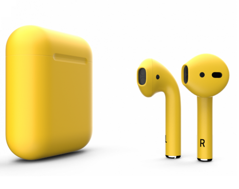 Airpods bluetoth gold