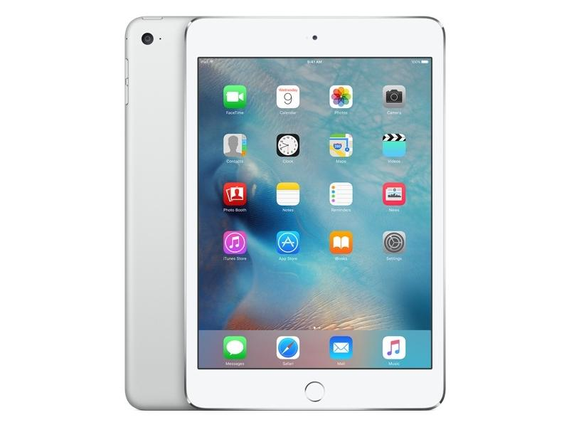 Apple iPad New 128GB Wi-Fi + 4G  Silver