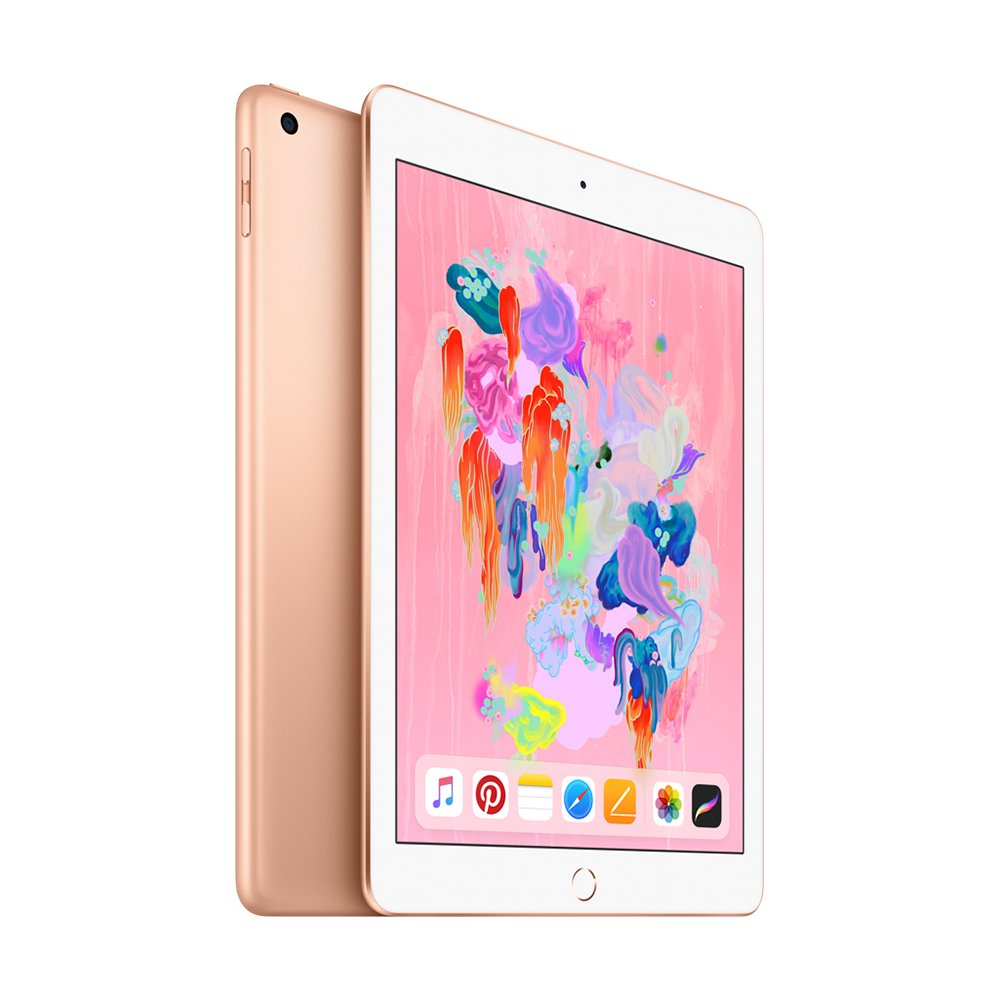 APPLE IPAD NEW 128GB Gold Wi-Fi+Cellular