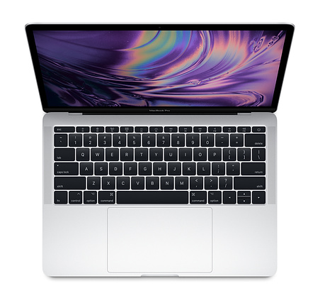 MacBook Pro 13 Touch Bar 2017 256Gb Silver