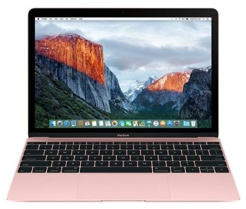 MacBook 12 256Gb Rose Gold