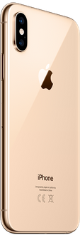 iPhone XS Max 64 gb Gold на 2 SIM-карты