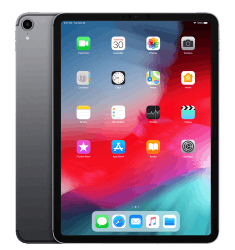 Apple iPad Pro 12.9 (2018) 256Gb Wi-Fi серый космос