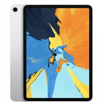 Apple iPad Pro 12.9 (2018) 64Gb сотовая связь + Wi-Fi серебристый