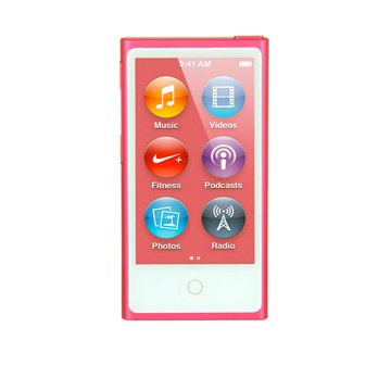 Apple iPod Nano 16GB Розовый