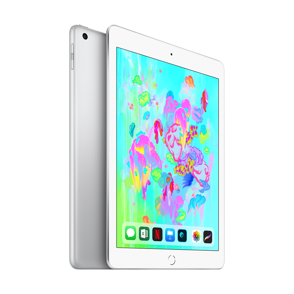APPLE IPAD NEW 32GB Silver Wi-Fi