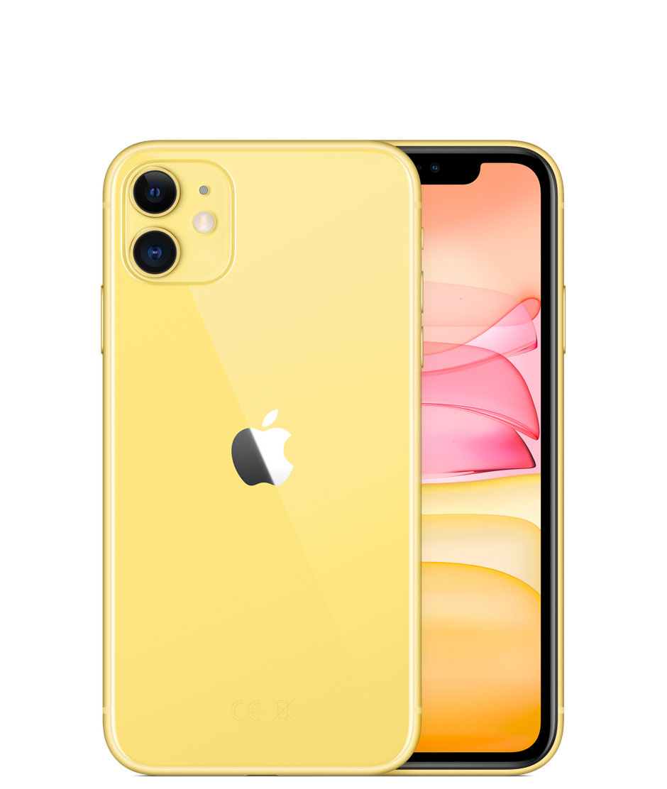iPhone 11 128gb Yellow